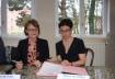 Signature convention filière gériatrique